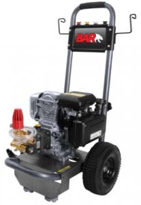 3000 Psi Petrol Pressure Cleaners - BAR 2550A-H
