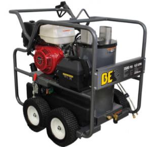 3500 Psi Petrol Engine Driven Hot Water Pressure Cleaner - BAR 3513HAH