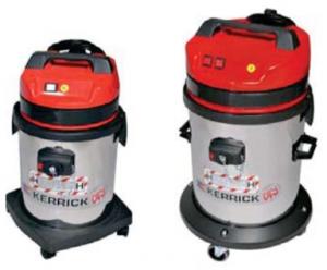 Certified H Class Hazardous Material Vacuum Cleaner - Kerrick (Pulsar)