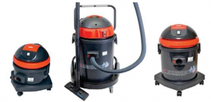 Wet and Dry Commercial Vacuum Cleaners - Kerrick VH Yes Series